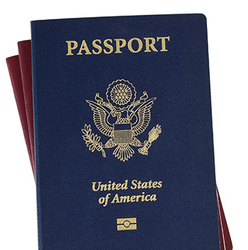 passports for travel vaccinations