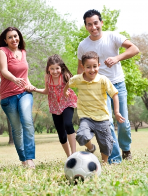 Celebrate Family Health and Fitness Day