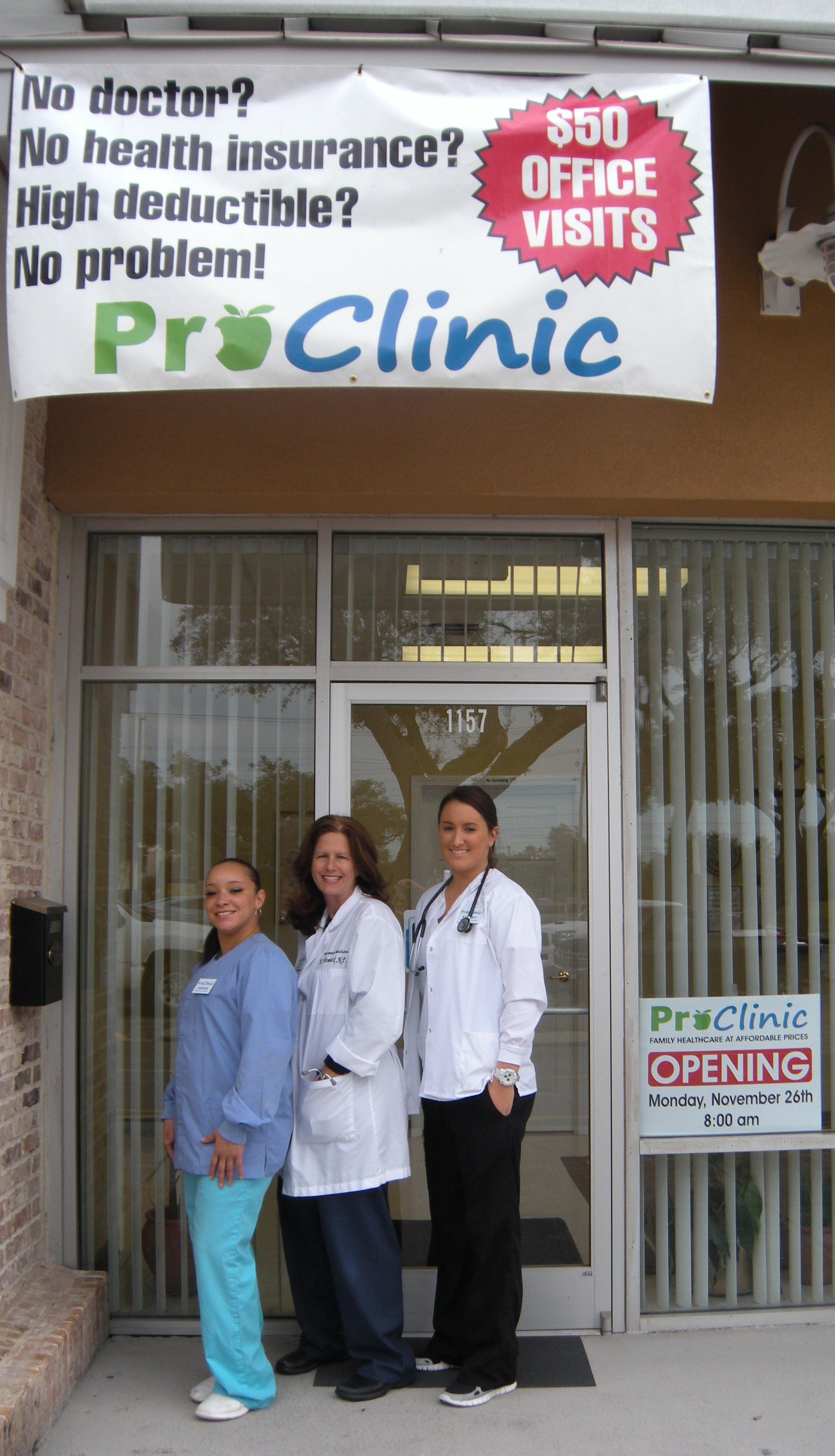 ProHealth Medical Care of Gulf Breeze staff