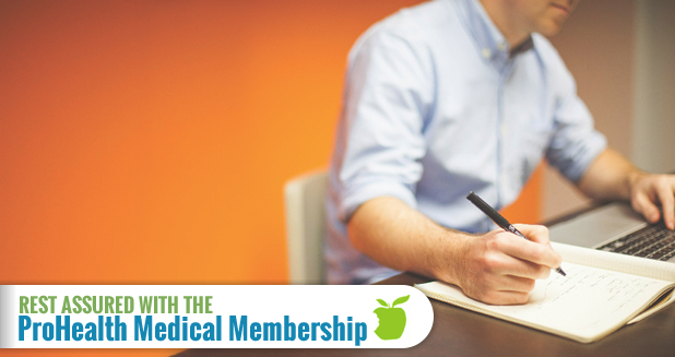 Rest Assured with the ProHealth Medical Membership for Business