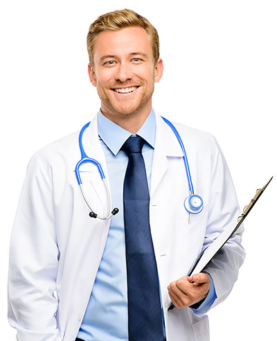 walk-in clinic doctor