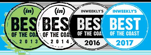 best of the coast logos