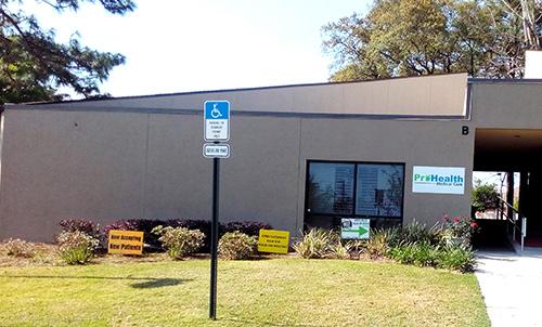walk-in clinic in Pensacola