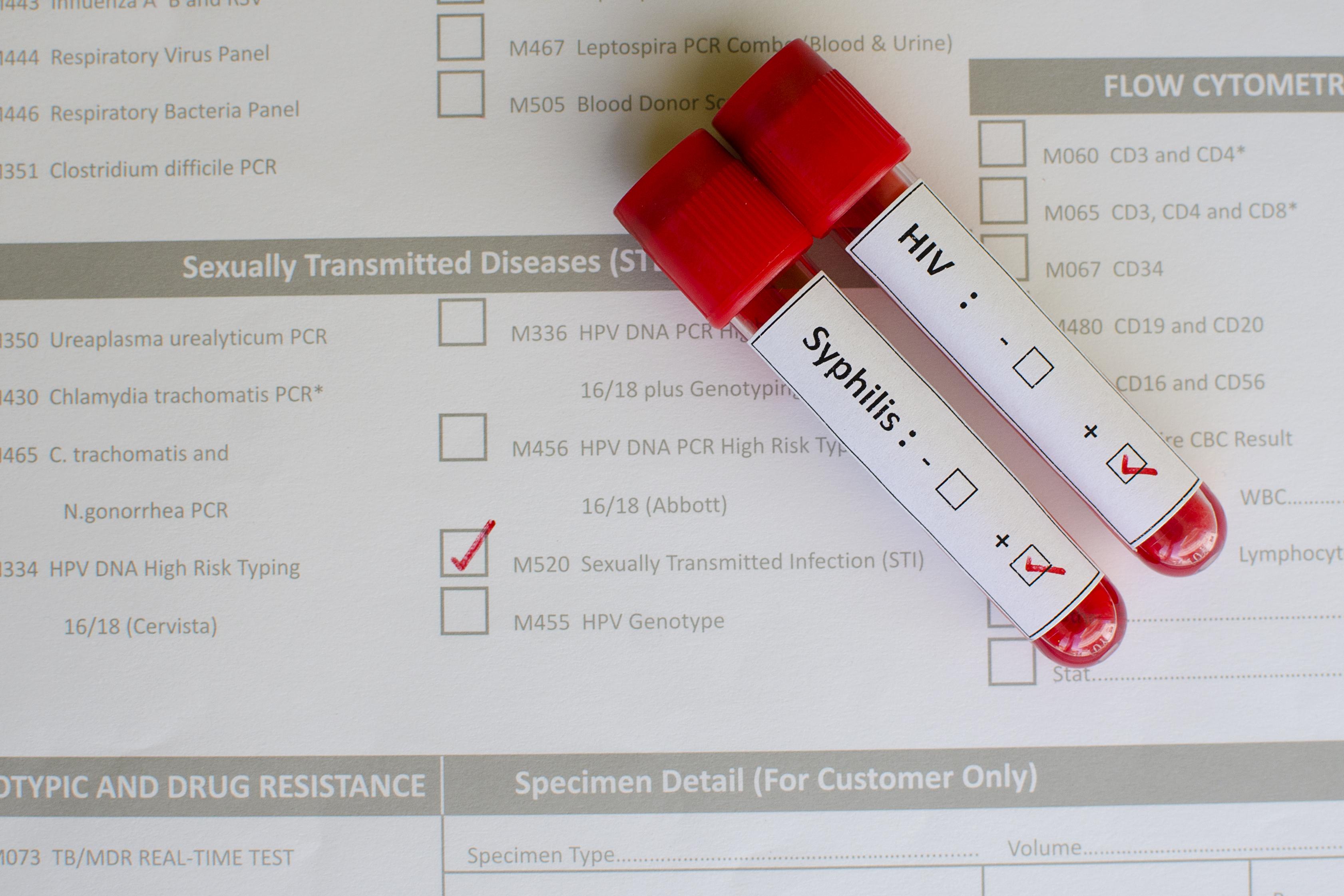 STD Testing